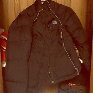 Northface Thinner Down Filled Jacket, Size Small